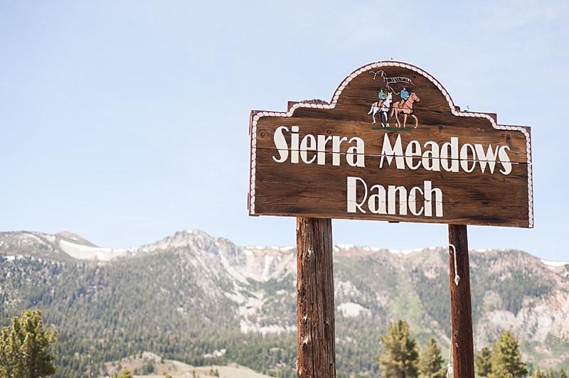 Sierra Meadows Ranch